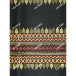 ผ้าถุงเอมจิตต์ ec8820 ดำ