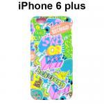 เคส KUtis 2in1 เรืองแสง iPhone 6 Plus SK8 OR DIE