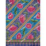 ผ้าถุงเอมจิตต์ ec4588 น้ำเงิน