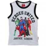 เสื้อยืดเด็ก jUSTICE LEAGUE แขนกุด - Size 4