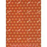 ผ้าถุงเอมจิตต์ ec10424 ส้ม