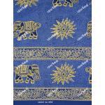 ผ้าถุงเอมจิตต์ ec9853 น้ำเงิน