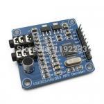 MP3/WMA/WAV/MIDI Sound Player Module (VS1003) - Blue
