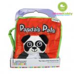 หนังสือผ้า Lamaze Panda