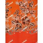 ผ้าถุงเอมจิตต์ ec8948 ส้ม