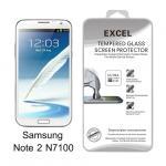 ฟิล์มกระจก Samsung Galaxy Note 2 N7100 EXCEL