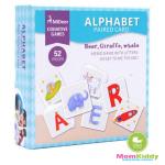 Alphabet Paired Card การ์ดตัวอักษร A-Z และรูปภาพ