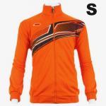 เสื้อวอร์มพิมพ์ลาย S SPEED S684 ส้ม Size S