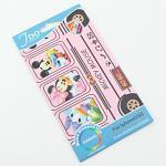 ฟิล์มกันรอย iPhone 5/5s ลายการ์ตูน - ครอบครัว Mickey