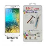 ฟิล์มกระจก Samsung E7 9MC