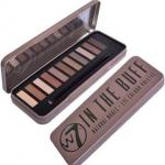 W7 IN The Nude Natural Nudes Eye Colour Palette #Nude