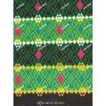 ผ้าถุงเอมจิตต์ ec10411 ดำเขียว