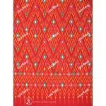ผ้าถุงแม่พลอย mp2329 แดง