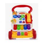 รถผลักเดินเสริมพัฒนาการ Music baby walker 2 in 1