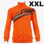 เสื้อวอร์มพิมพ์ลาย S SPEED S684 ส้ม Size XXL