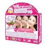 Supreme GLUTA WHITE 1500000 mg.ชนิดแผง เซท6แผง 600บาท เฉลี่ย 110บ.