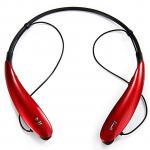 หูฟัง บลูทูธ LG HBS800 Wireless Headphones สีแดง