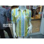 H1197 เสื้อแมลงปอ ผ้า cotton 100%