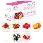 L-Gluta Berry Plus (แอล-กลูต้าเบอรี่ พลัส) น้ำเบอรี่ลดน้ำหนัก