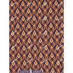 ผ้าลายไทย no.0041 สีม่วง