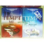 Box Set : Temp Me + สั่งรักบงการใจ + พันธกานต์ประกาศิต (ครบชุด 2 เล่ม + บ็อกเข้าชุด) / แก้วจอมขวัญ (ลดา, พันไมล์)