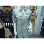 เสื้อเชิ้ตหญิง ( H1177 )