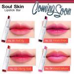 Soul Skin Lipstick Bar No.1 Red Sky