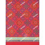 ผ้าถุงเอมจิตต์ ec10222A แดง