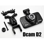 กล้อง Dcam D2 + ขาจับแกนกระจก
