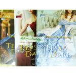 จังหวะรักลวงใจ + ไม่อาจฝืนจังหวะรัก + จังหวะรักหวนคืน (คลับหนุ่มนักรัก ครบชุด 3 เล่ม) / เทสซา แดร์ (Tessa Dare) / ศรีพิมล, กัญชลิกา