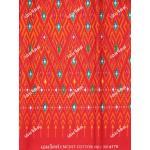 ผ้าถุงเอมจิตต์ ec4176 แดง