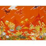 ผ้าถุงเอมจิตต์ ec9780 ส้ม