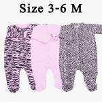 ชุด เด็กอ่อน Huggy Bears ยีราฟ (Size 3-6)