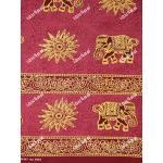 ผ้าถุงเอมจิตต์ ec9853 แดง