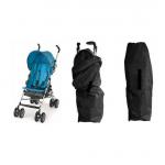Umbrella Stroller ขนาด 114x39x30