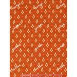 ผ้าถุงเอมจิตต์ ec10311 แดงส้ม