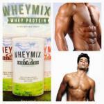 WheyMix Vanilla Flavor Whey Protein กระป๋องละ 1,200บาท