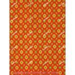 ผ้าถุงเอมจิตต์ ec10330A ส้ม