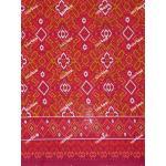 ผ้าถุงเอมจิตต์ ec13070 แดง