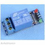 5V 1 Channel Relay Low-Level Trigger Relay Module (with LED)