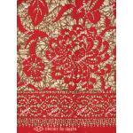 ผ้าถุงเอมจิตต์ ec10027A แดง