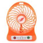 พัดลม Portable Fan รุ่น F95B สีส้ม
