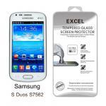 ฟิล์มกระจก Samsung Galaxy S Duos S7562 EXCEL