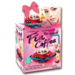 Fin Coffee ฟินคอฟฟี่ กาแฟลดน้ำหนัก เซท50กล่อง 3,500บาทเฉลี่ย 70บ.