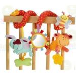 โมบายตุ๊กตา ELC Blossom Farm Twist Around Spiral สำหรับแขวนเตียง หรือรถเข็น