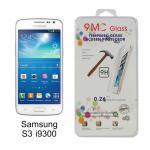 ฟิล์มกระจก Samsung Galaxy S3 i9300 9MC