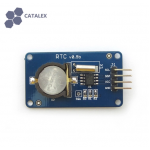 Real Time Clock Module - Catalex (DS1307)
