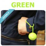 รีโมทถ่ายรูปไร้สาย ลูกบอล Smart Ball Bluetooth remote Shutter สีเขียว