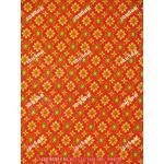 ผ้าถุงเอมจิตต์ ec5113A ส้ม