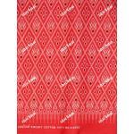 ผ้าถุงเอมจิตต์ ec2652 แดง